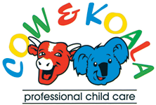 Cow  KoalaProfessional Child Care - Child Care Darwin